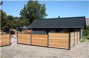 Ferienhaus 043, Ho, Blavand, Dänemark
