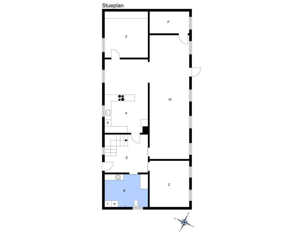 Interieur 1-10 Vakantiehuis 4727, Grammegårdsvej 20, DK - 3720 Aakirkeby