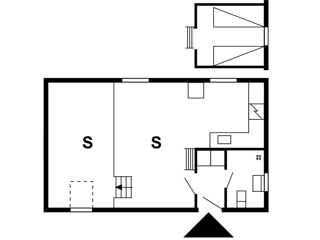 Interieur 1-175 Vakantiehuis 70426, Vesterhavsgade 7, DK - 6990 Ulfborg