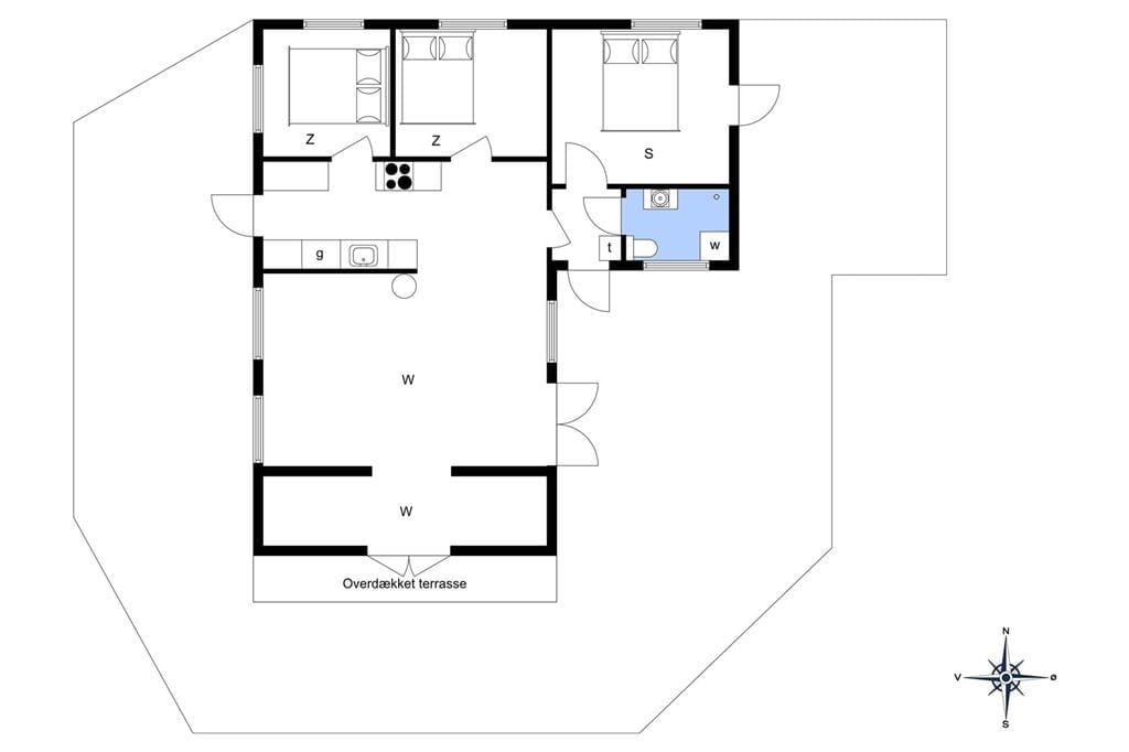 Interior 1-14 Holiday-home 1229, Udemarken 24, DK - 9800 Hjørring