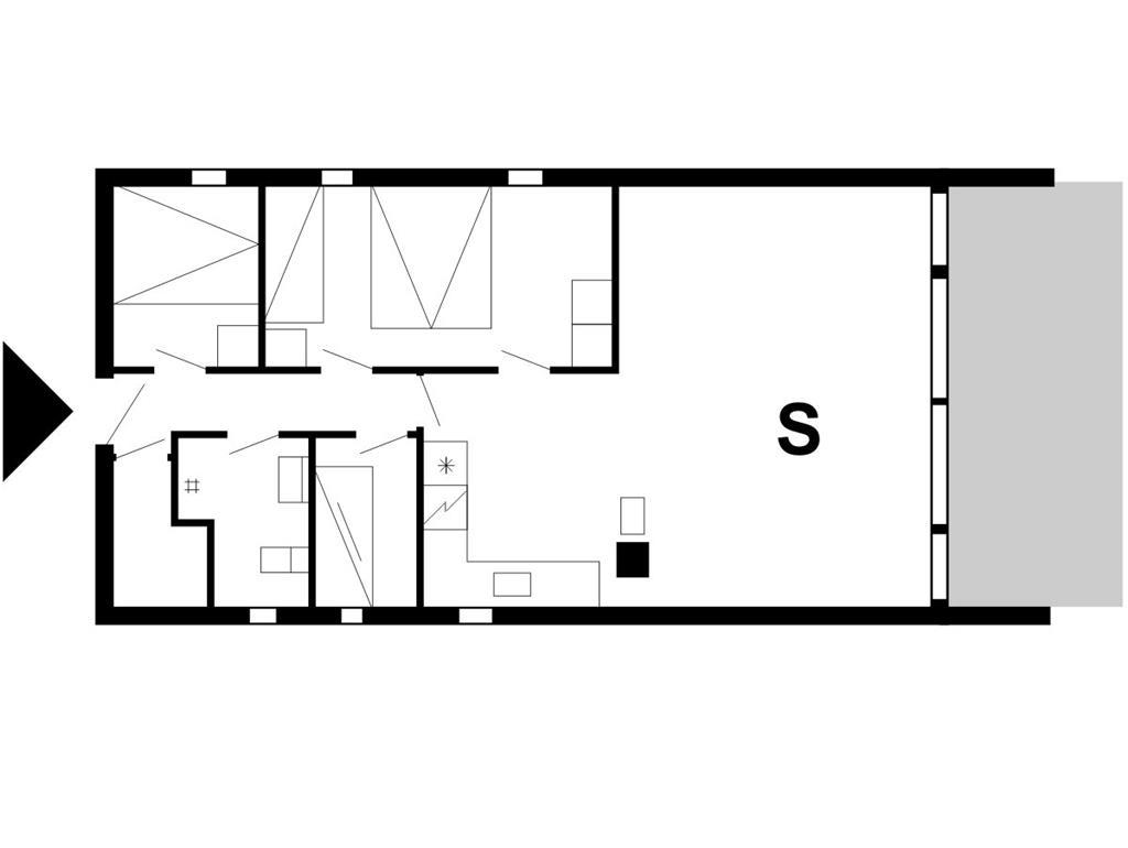 Interieur 1-175 Vakantiehuis 30051, Snerlevej 483, DK - 6990 Ulfborg