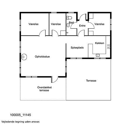 Interieur 1-17 Vakantiehuis 11145, Skovvænget 37, DK - 4500 Nykøbing Sj