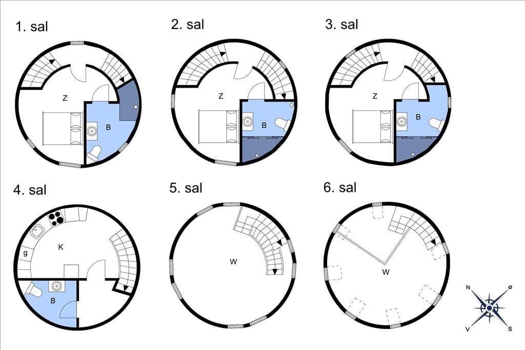 Inredning 20-3 Stuga M642776, Teglgårdsparken 2, DK - 5500 Middelfart