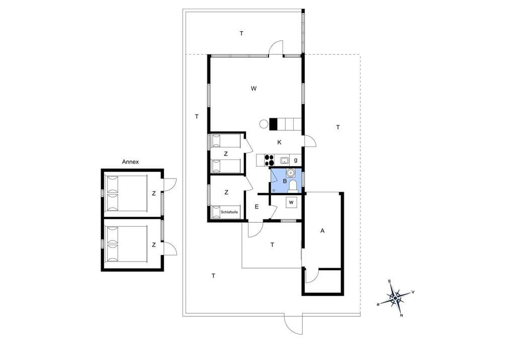Interieur 1-19 Vakantiehuis 30711, Skovgårdsparken 1, DK - 8300 Odder