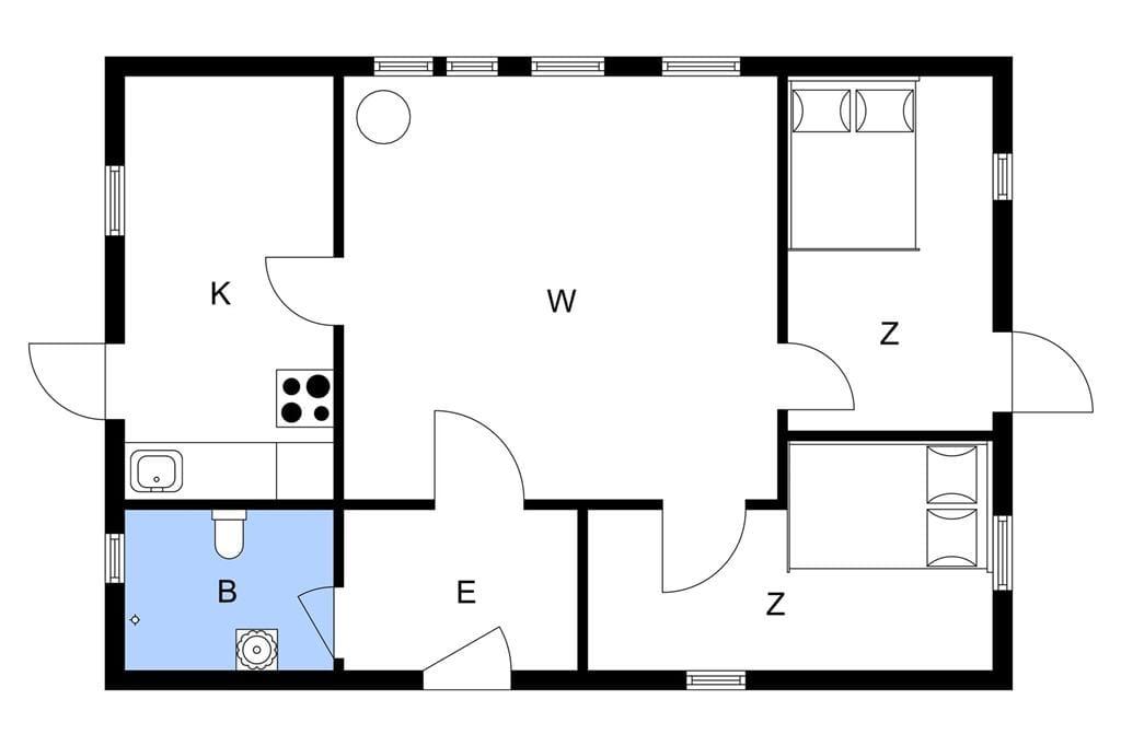 Innenausstattung 1-3 Ferienhaus F503609, Augustenhofvej 35, DK - 6430 Nordborg