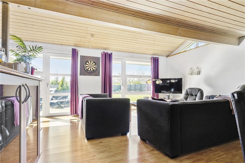 Foto Woonkamer Vakantiehuis nr. KGHA254 in Hals Denemarken