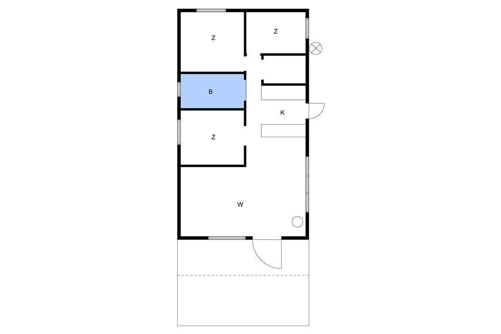 Interieur 1-10 Vakantiehuis 4706, Søndre Landevej 58, DK - 3720 Aakirkeby