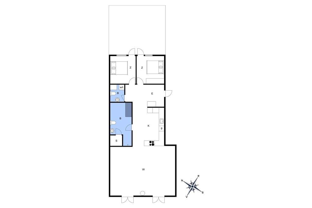 Interieur 1-17 Vakantiehuis 11206, Havnevej 87, DK - 4500 Nykøbing Sj