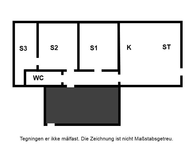 Indretning 1-15 Sommerhus 3029, Forgården 21, DK - 4780 Stege