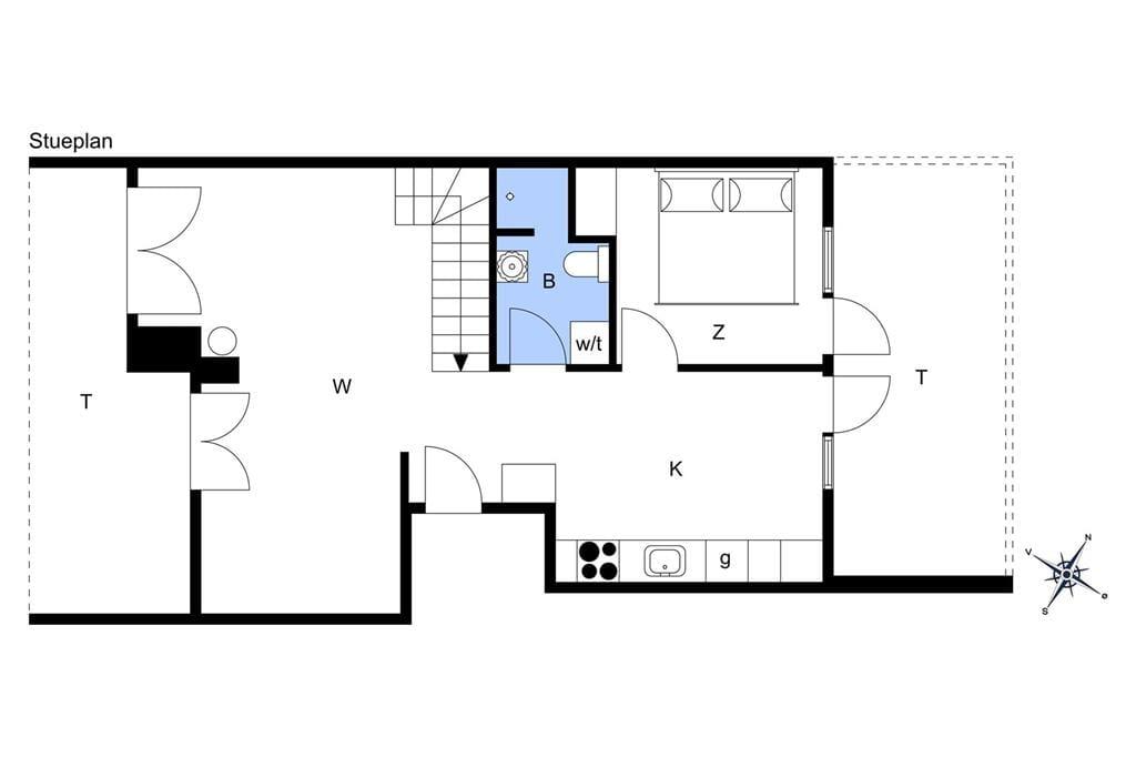 Innenausstattung 1-17 Ferienhaus 11202, Havnevej 91, DK - 4500 Nykøbing Sj