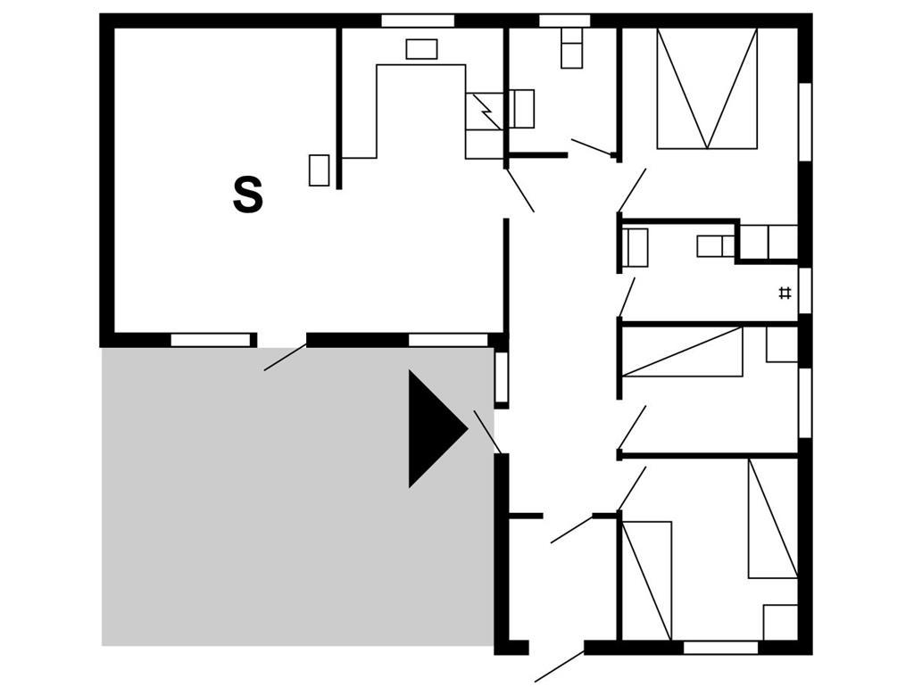 Interieur 1-175 Vakantiehuis 10077, Græmvej 89, DK - 6990 Ulfborg