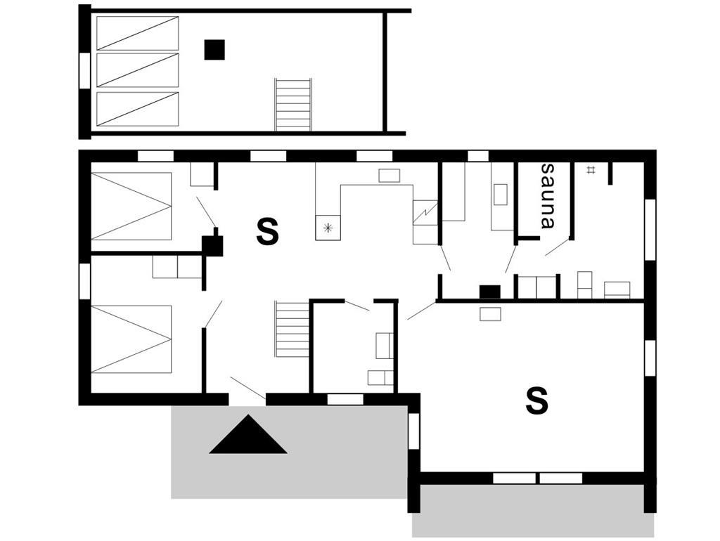 Innenausstattung 1-175 Ferienhaus 10092, Svollingvej 59, DK - 6990 Ulfborg