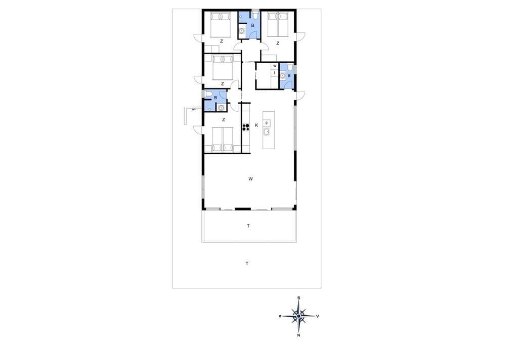 Interior 21-19 Holiday-home 30129, P. Baatrupsvej 29, DK - 8300 Odder