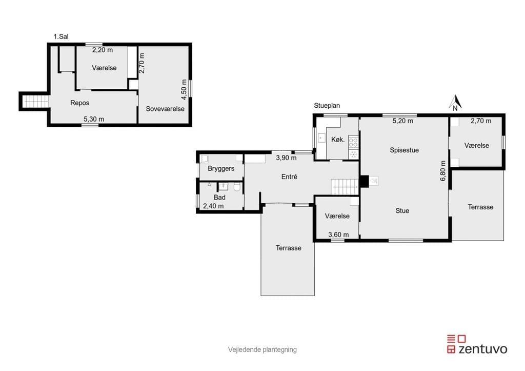 Innenausstattung 1-17 Ferienhaus 10016, Korshage Fjordvej 33, DK - 4581 Rørvig