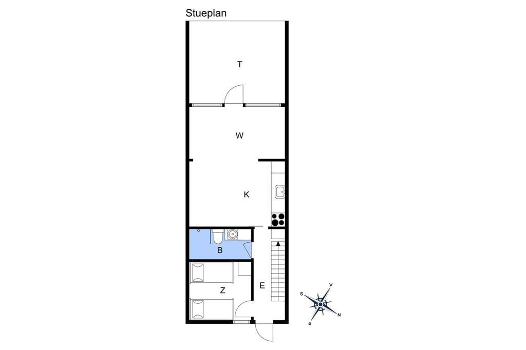 Interior 1-125 Holiday-home 4132, Hennebysvej 40, DK - 6854 Henne