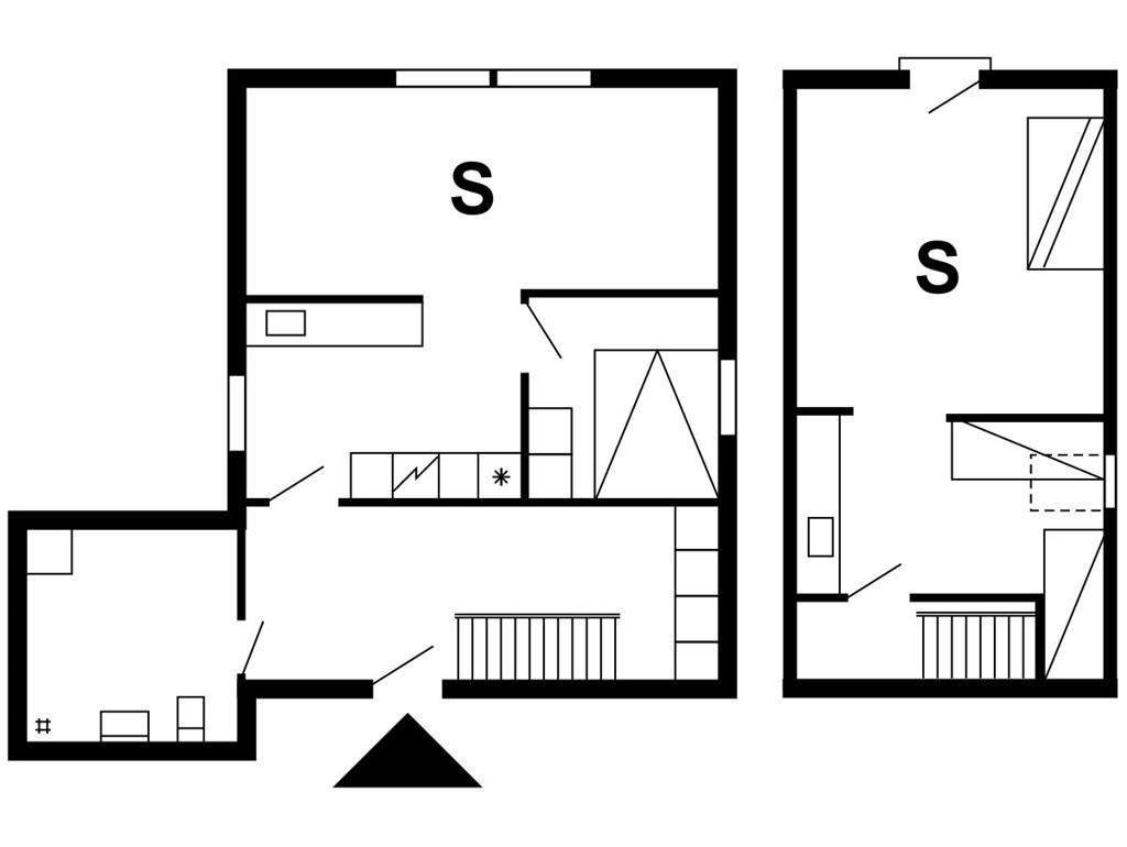 Interieur 1-175 Vakantiehuis 70282, Kirkevej 2, DK - 6990 Ulfborg