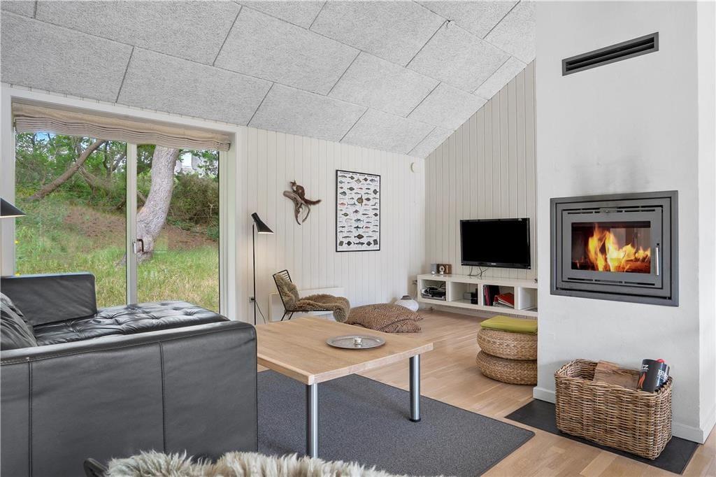 8 persoons vakantiehuis in West-Jutland midden