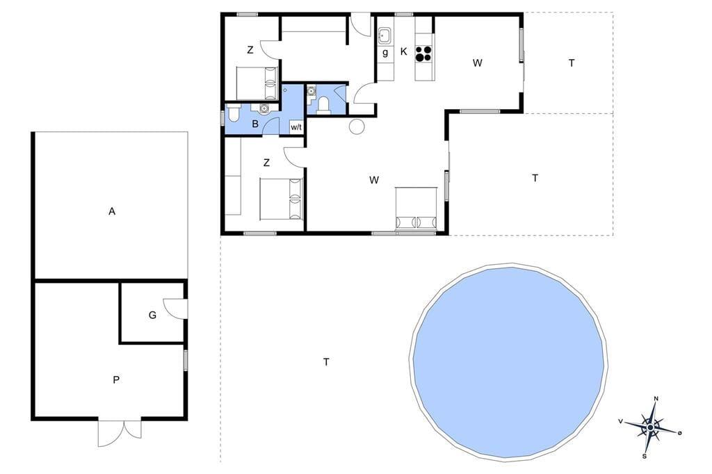 Interieur 1-401 Vakantiehuis OH369, Fjordglimt 4, DK - 9560 Hadsund