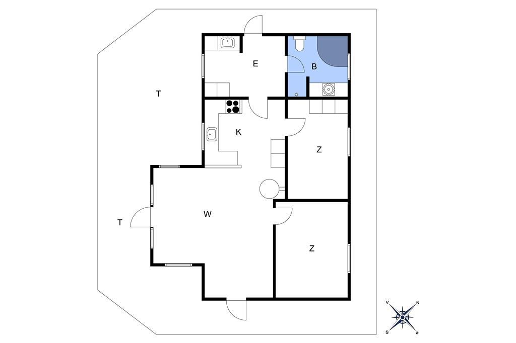 Interieur 1-10 Vakantiehuis 6720, Sahara 7, DK - 3700 Rønne