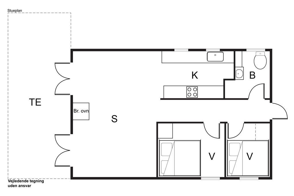 Interior 1-19 Holiday-home 30342, Rythiavang 31, DK - 8300 Odder