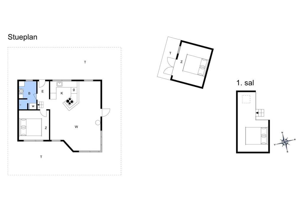 Innenausstattung 1-3 Ferienhaus L13132, Præstegårdsvej 22, DK - 7900 Nykøbing M