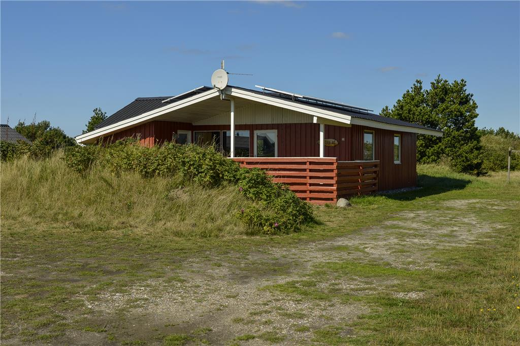 Billede 0-4 Sommerhus 613, Kirksvej 16, DK - 6960 Hvide Sande