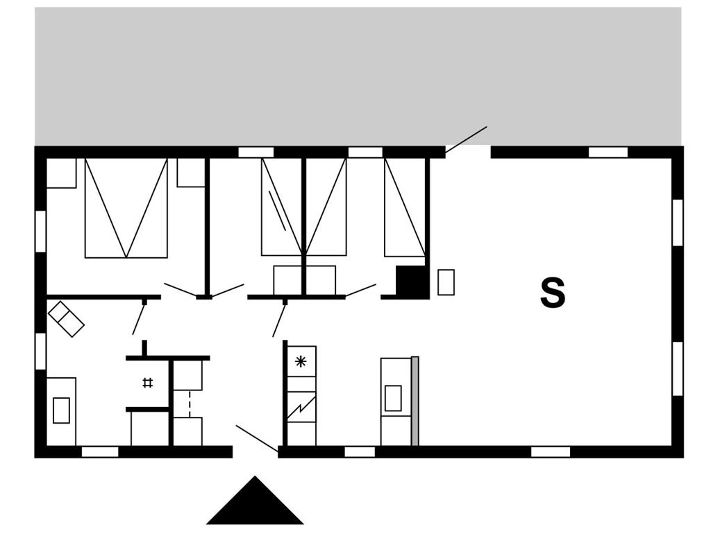 Innenausstattung 1-175 Ferienhaus 20249, Hummelmosevej 22, DK - 6990 Ulfborg