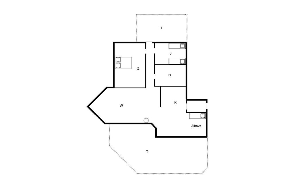 Innenausstattung 1-20 Ferienhaus 104, Neerlandiavej 29, DK - 7673 Harboøre