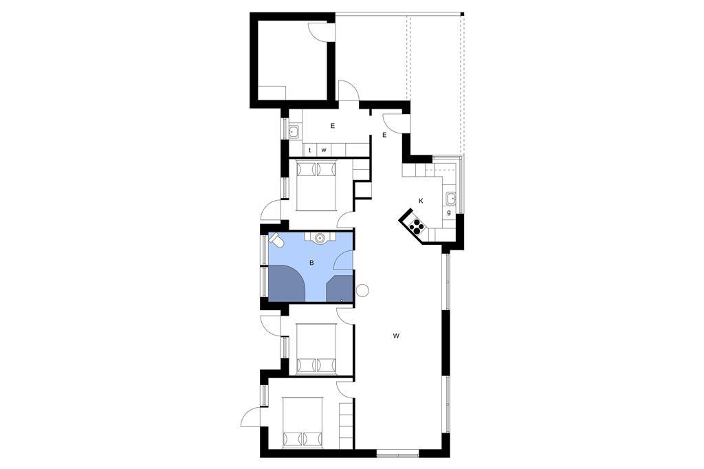 Innenausstattung 1-3 Ferienhaus M673952, Frankelund 11, DK - 5953 Tranekær