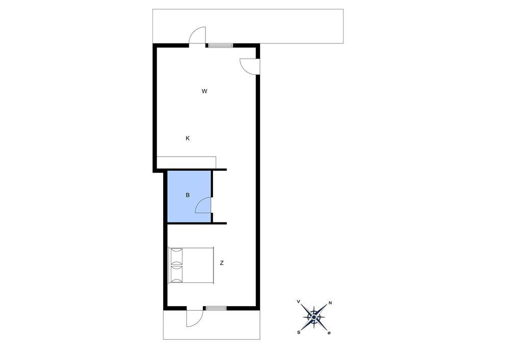 Interior 1-10 Holiday-home 5511, Kirkevej 10, DK - 3760 Gudhjem