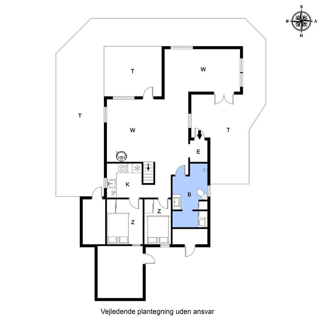Interieur 22-20 Vakantiehuis G506, Myntevej 6, DK - 7620 Lemvig