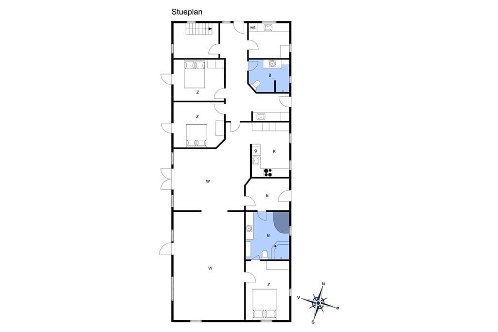 Interior 1-19 Holiday-home 50202, Kystvejen 225, DK - 8300 Odder