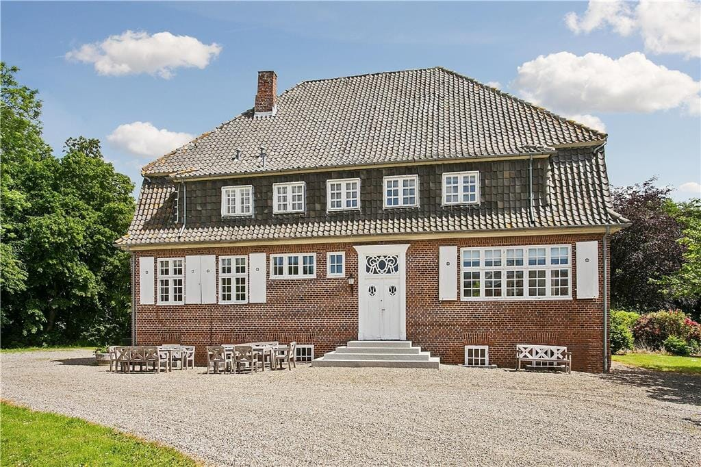 16 persoons vakantiehuis in Zuidwest-Jutland