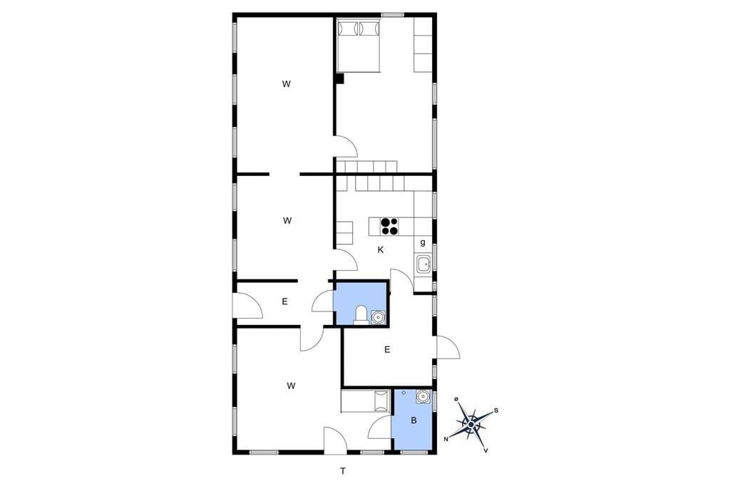 Interieur 1-3 Vakantiehuis M70419, Øster Bregninge 22, DK - 5970 Ærøskøbing