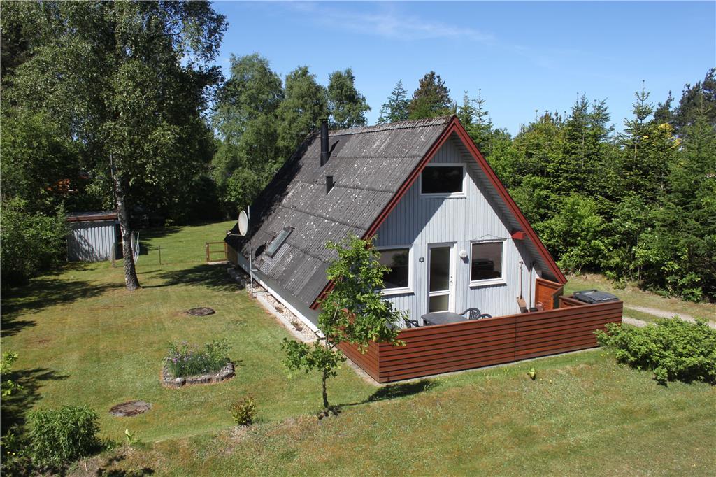 8 Persoons Vakantiehuis In Fårvang Silkeborg Nrfsf50164