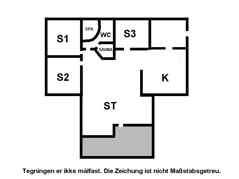 Interior 1-15 Holiday-home 1319, Bøndernes Vej 13, DK - 4780 Stege