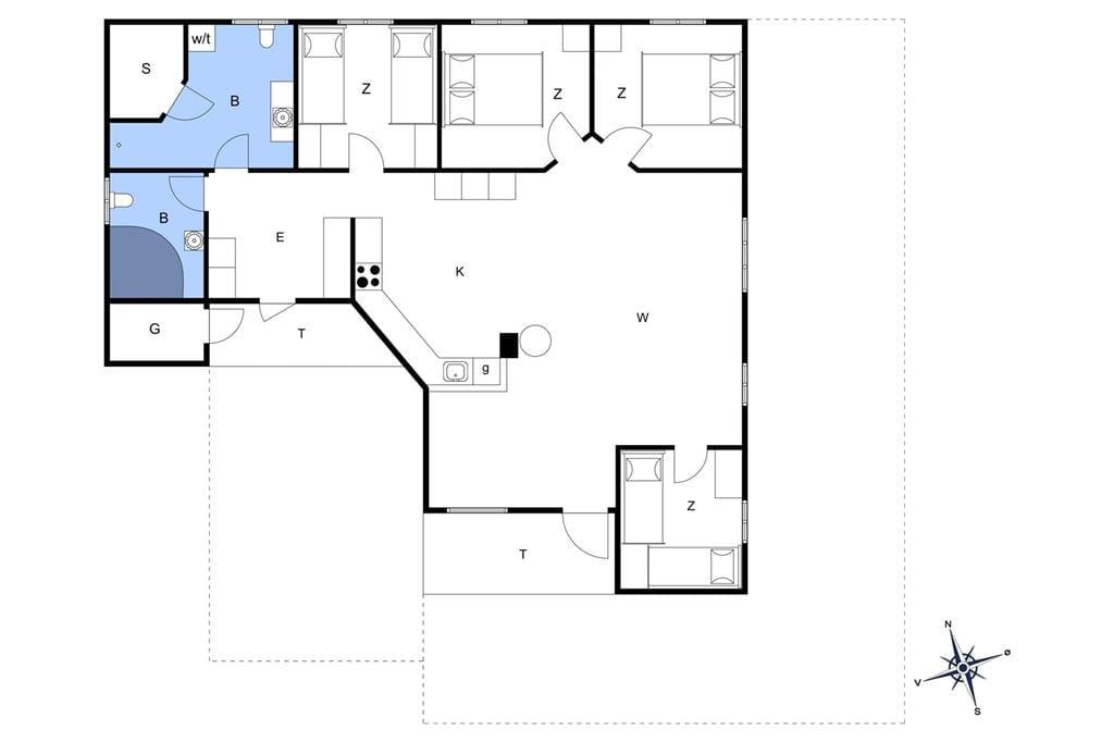 Interior 1-11 Holiday-home 0126, Lakolk 201, DK - 6792 Rømø