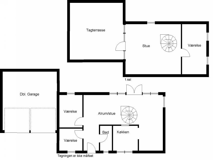 Interieur 1-19 Vakantiehuis 30508, Dyngby Havvej 42, DK - 8300 Odder