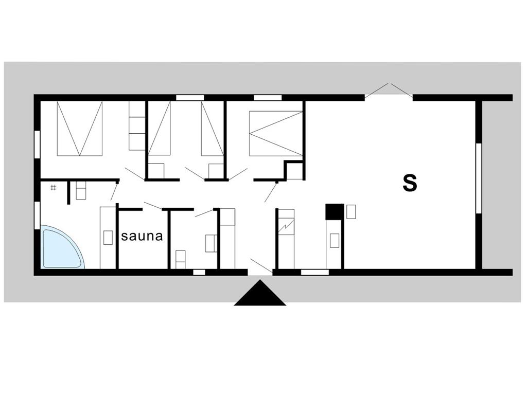 Innenausstattung 1-175 Ferienhaus 10738, Svollingvej 51, DK - 6990 Ulfborg