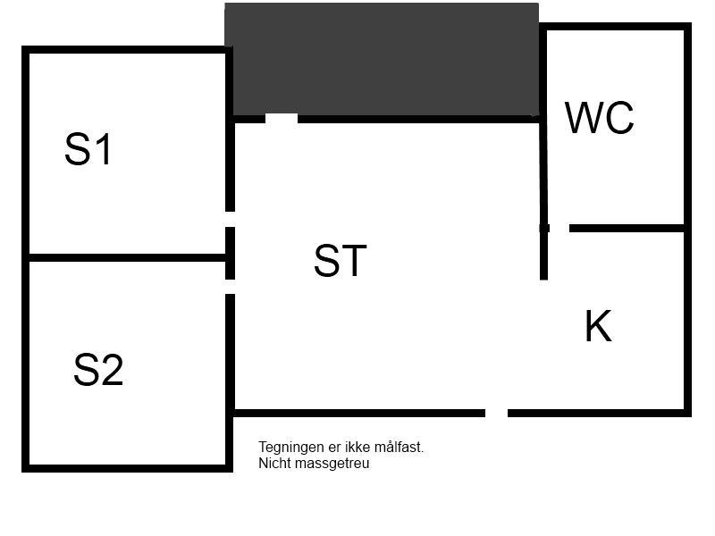 Innenausstattung 1-15 Ferienhaus 3017, Kværken 5, DK - 4780 Stege