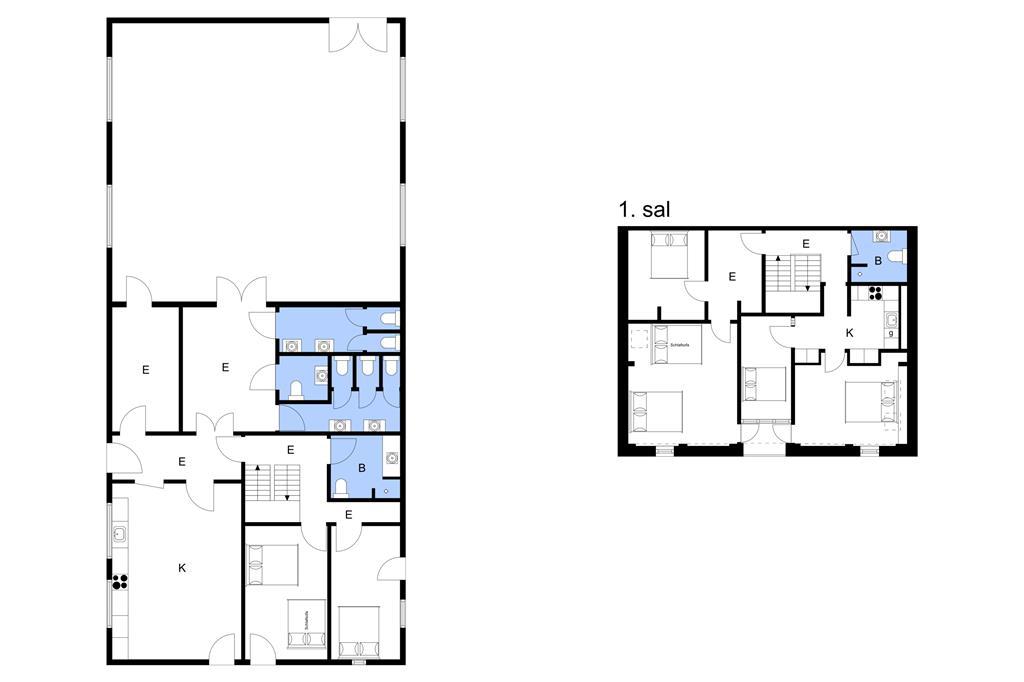 Innenausstattung 1-3 Ferienhaus M661003, Edelsmindevej 8, DK - 5700 Svendborg