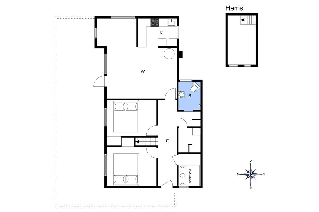 Interieur 1-3 Vakantiehuis L16310, Ålerusen 97, DK - 9240 Nibe