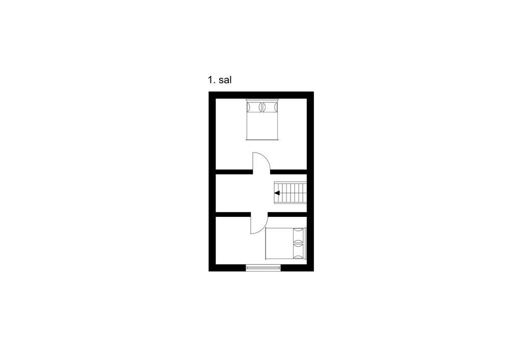 Indretning 1-3 Sommerhus M64375, Søvej 34, DK - 5464 Brenderup Fyn