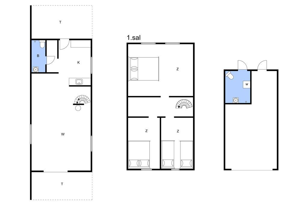 Interior 1-11 Holiday-home 0172, Råbjergvej 84, DK - 6792 Rømø