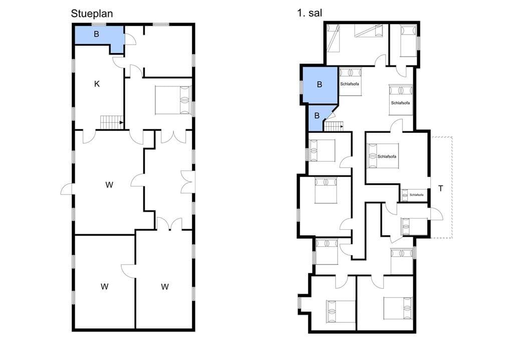 Interior 1-3 Holiday-home L14000, Præstegårdsbakken 12, DK - 7870 Roslev