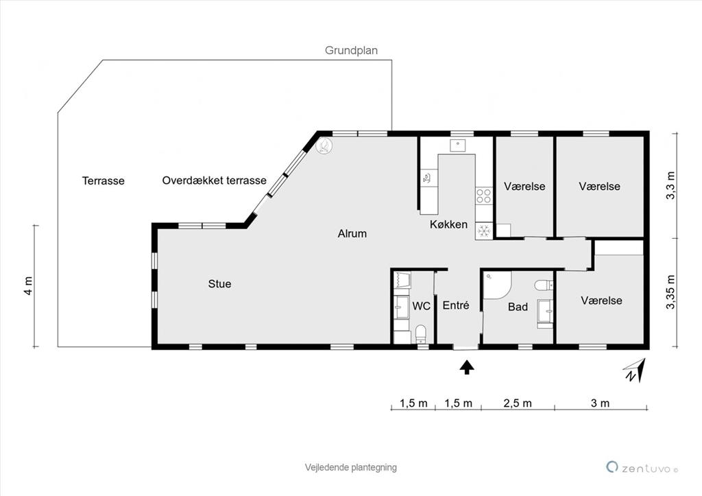 Interieur 1-17 Vakantiehuis 16608, Truntestien 4, DK - 4540 Fårevejle