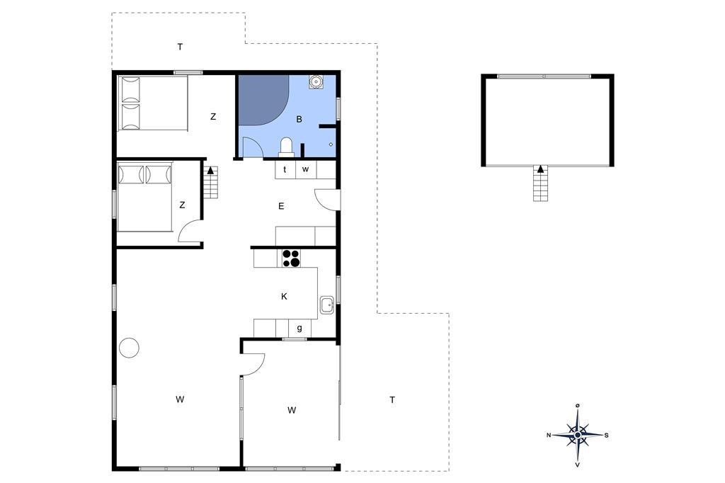 Interior 1-14 Holiday-home 590, Blåbærrenden 8, DK - 9800 Hjørring