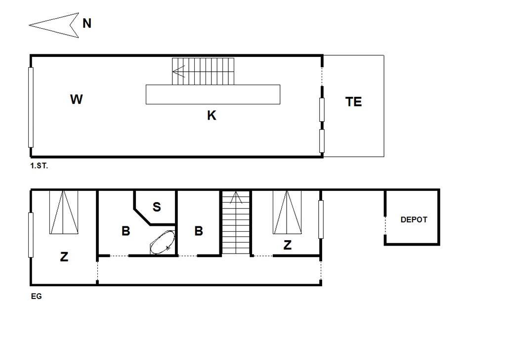 Interior 1-175 Holiday-home 71200, Havnevej 12, DK - 6990 Ulfborg