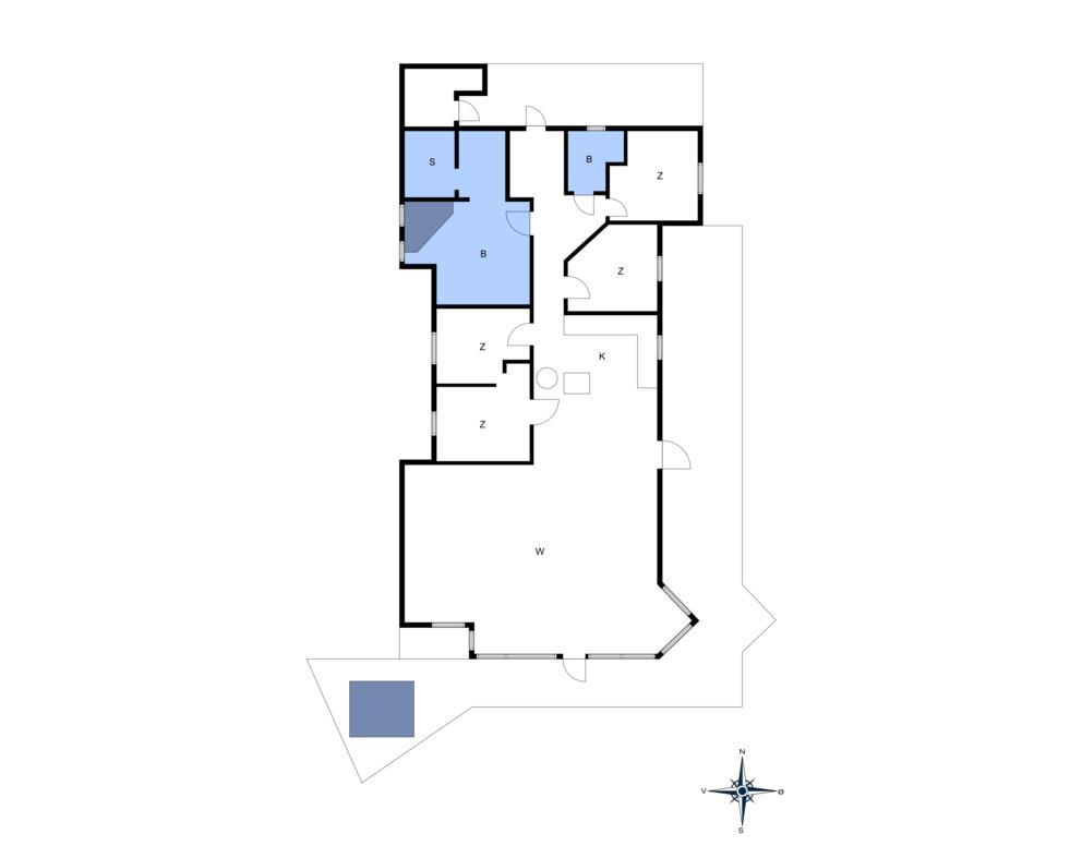 Interior 1-10 Holiday-home 1405, Holsteroddevej 22, DK - 3720 Aakirkeby