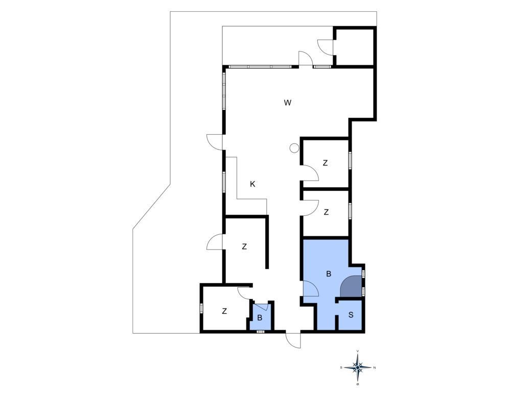 Interieur 1-10 Vakantiehuis 1424, Holsteroddevej 11, DK - 3720 Aakirkeby